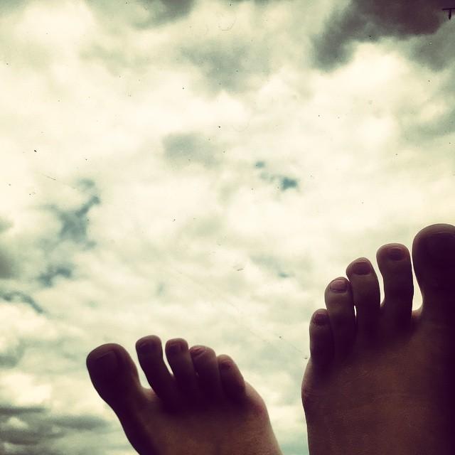 Julianna guill feet