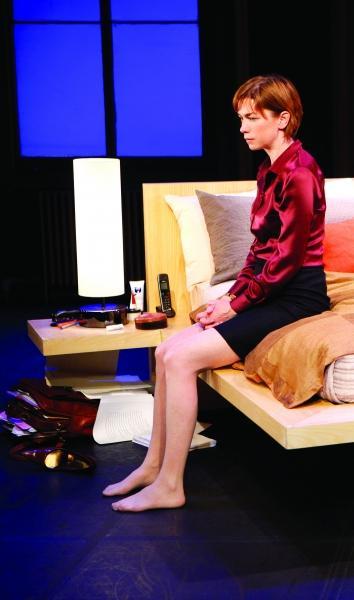 Julianne Nicholsons Feet