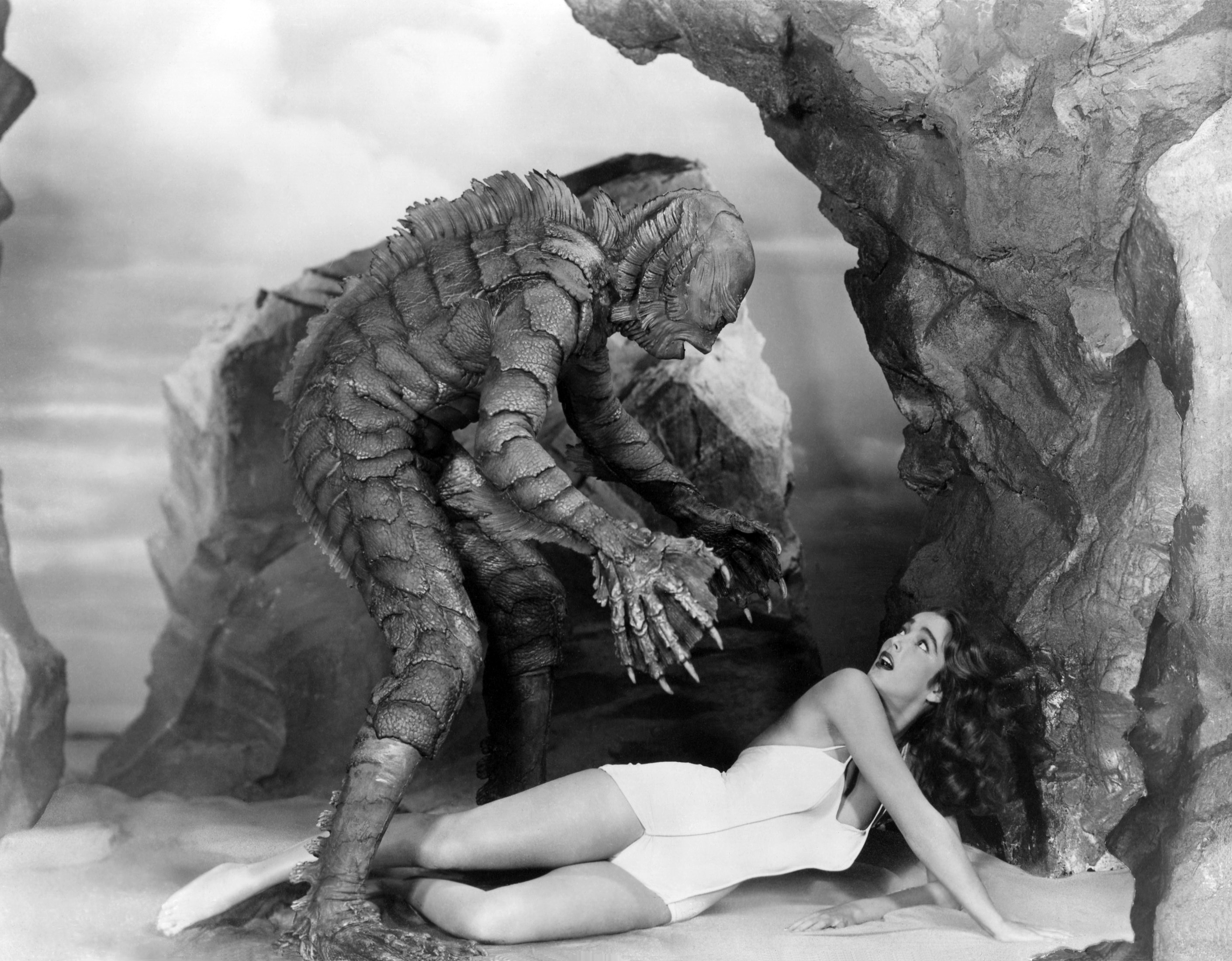 Sex pictures creature from the black lagoon