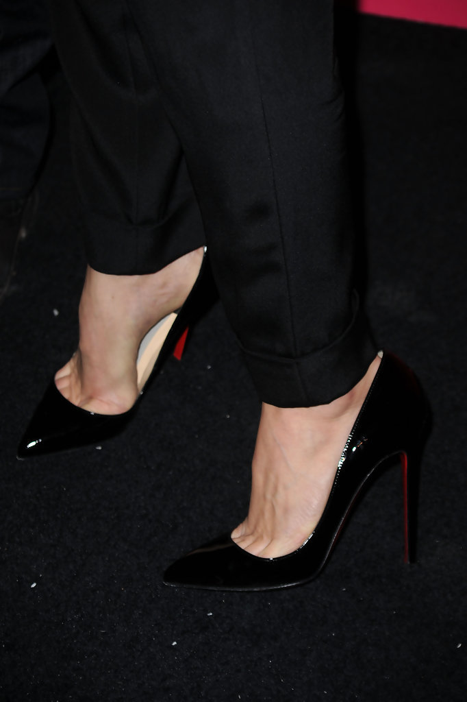 Julie Benz's Feet