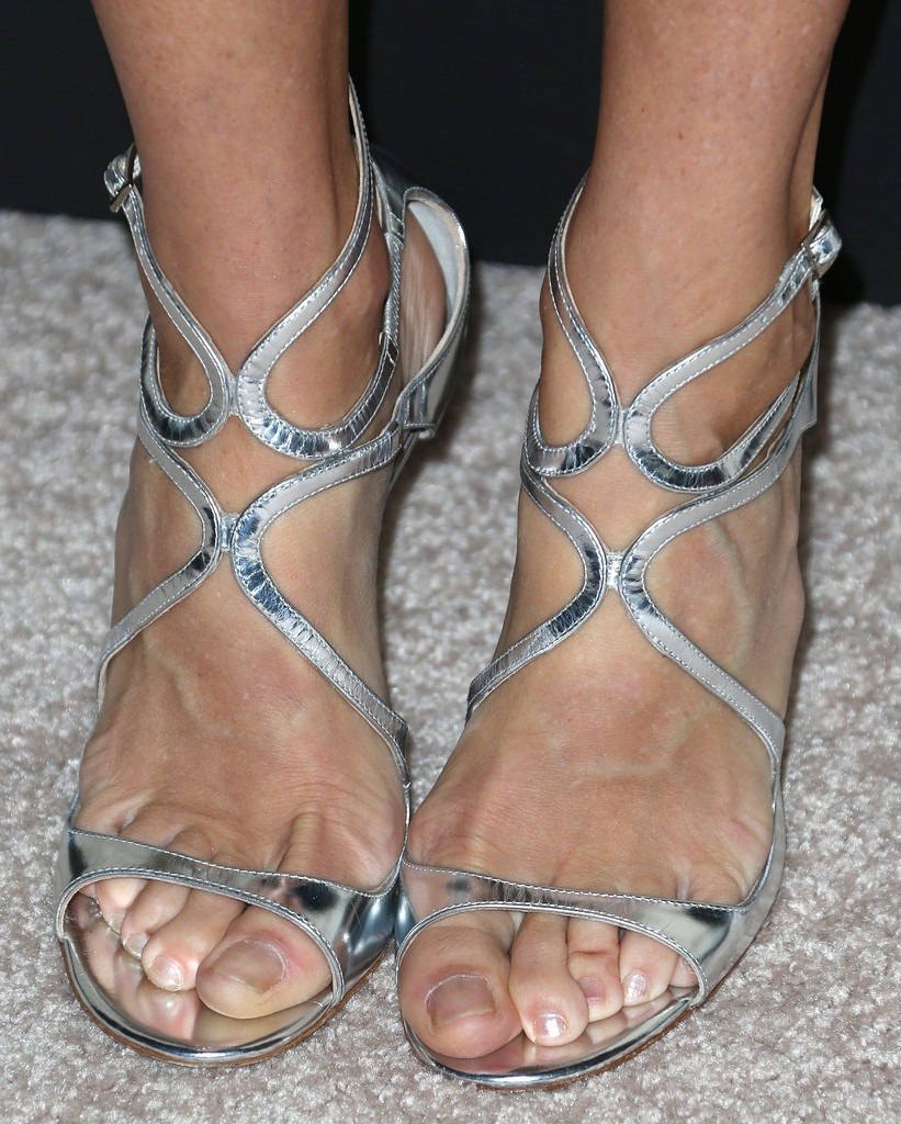 Terry Farrell Shoe Size