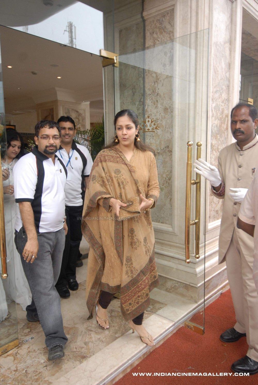 Jyothika's Feet