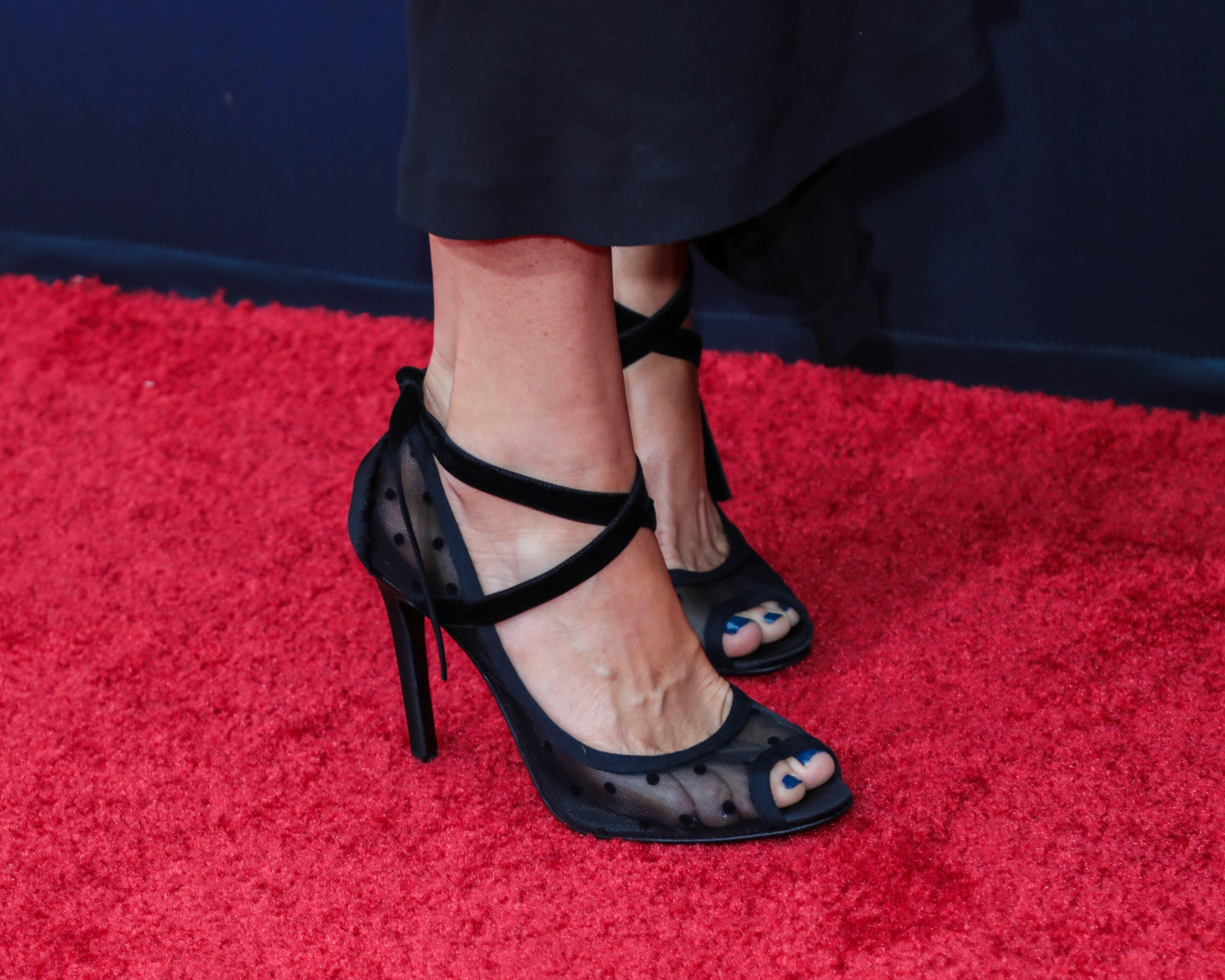 Kaitlin Olson's Feet
