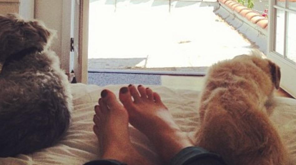 kara luiz feet
