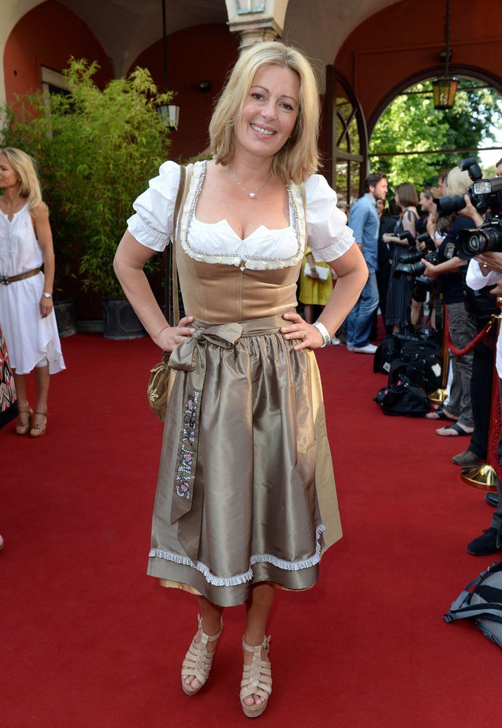 Thaler  nackt Karin Karin thaler