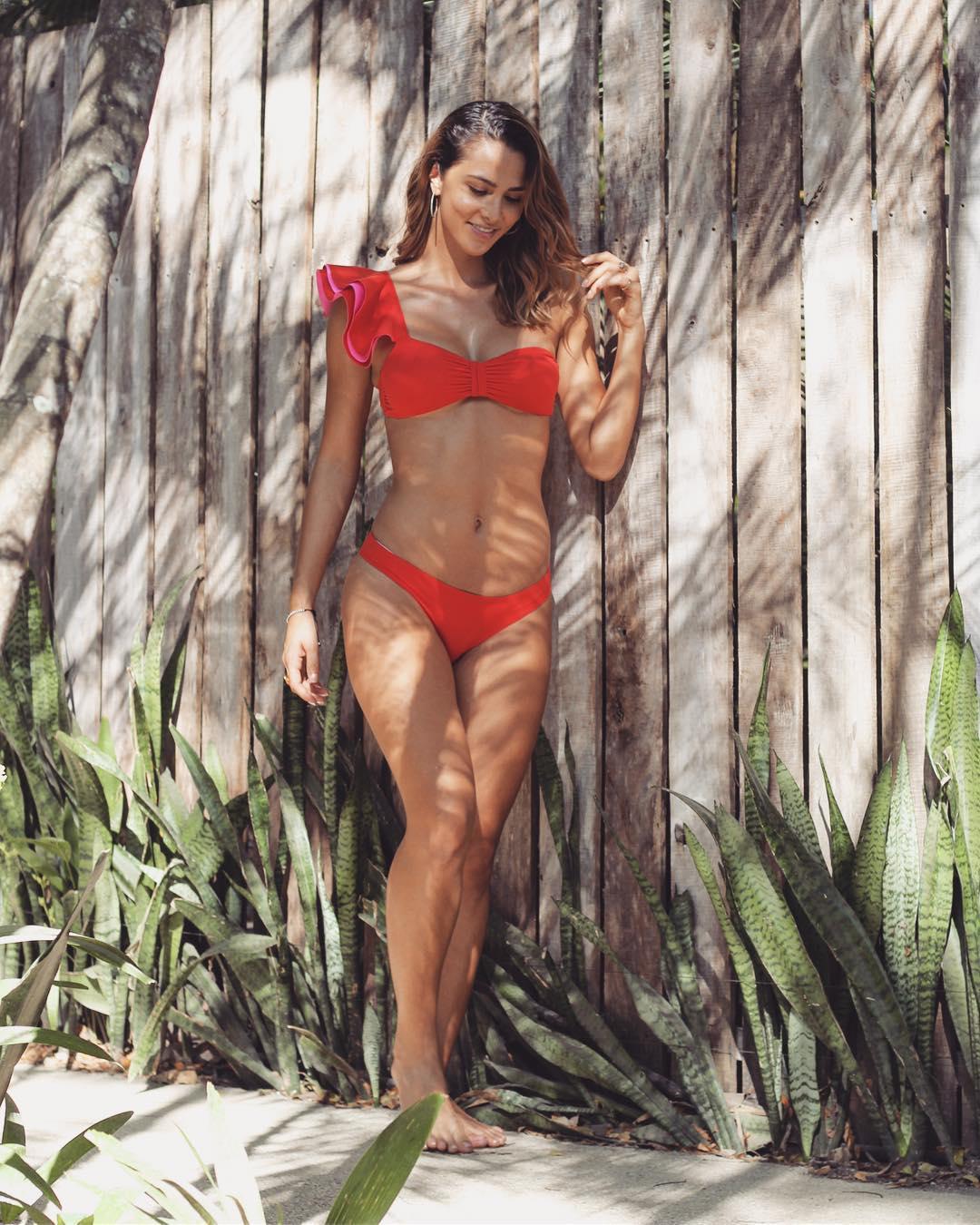 Sexy Hot Karina Ramos naked photo 2017