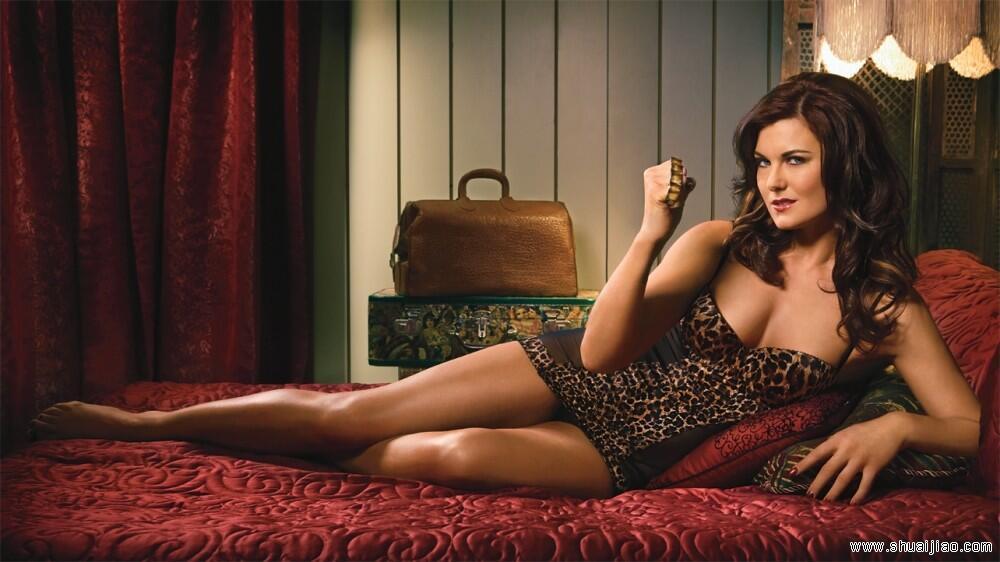 Katarina Leigh Waters naked 374