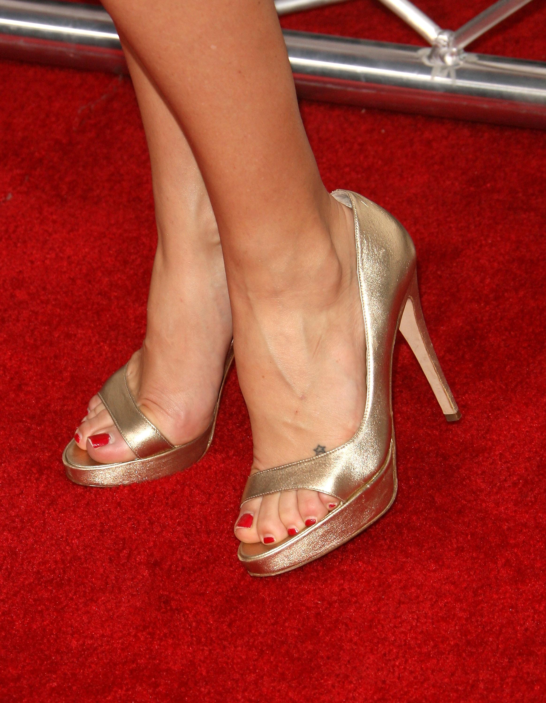 Kate Hudson's Feet