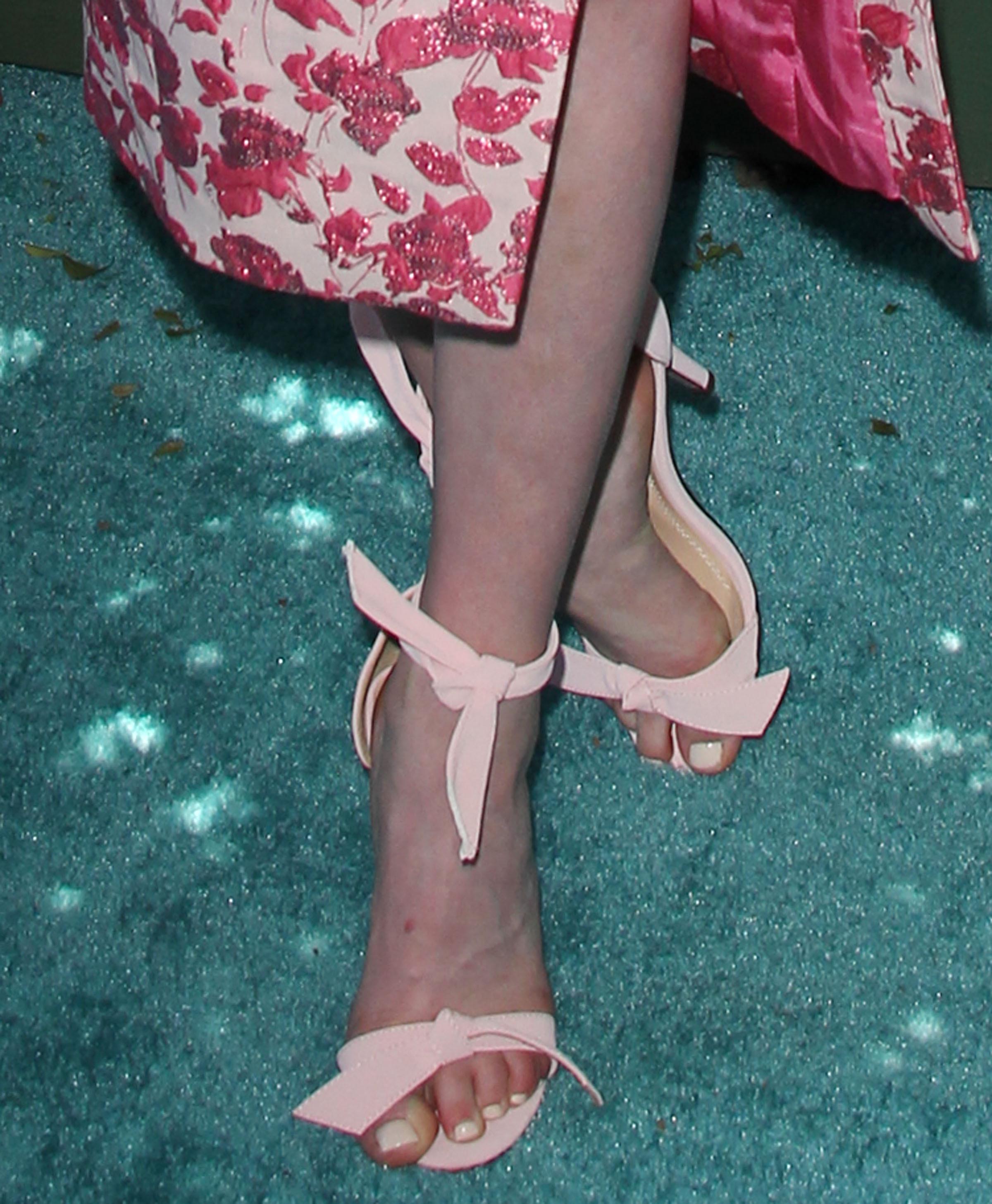 Katherine McNamaras Feet