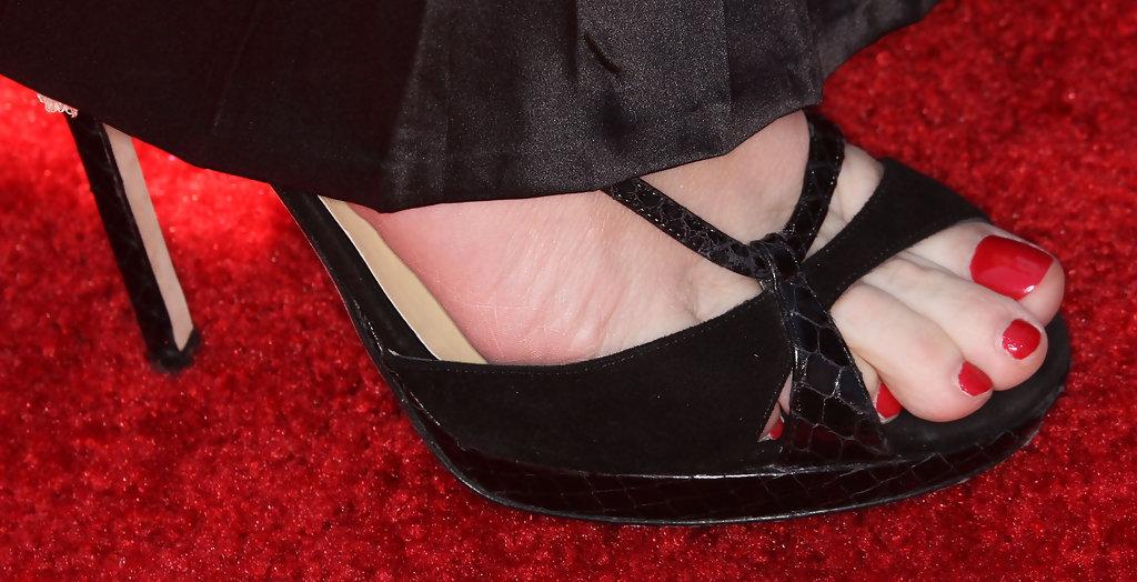 Kathryn Morris's Feet