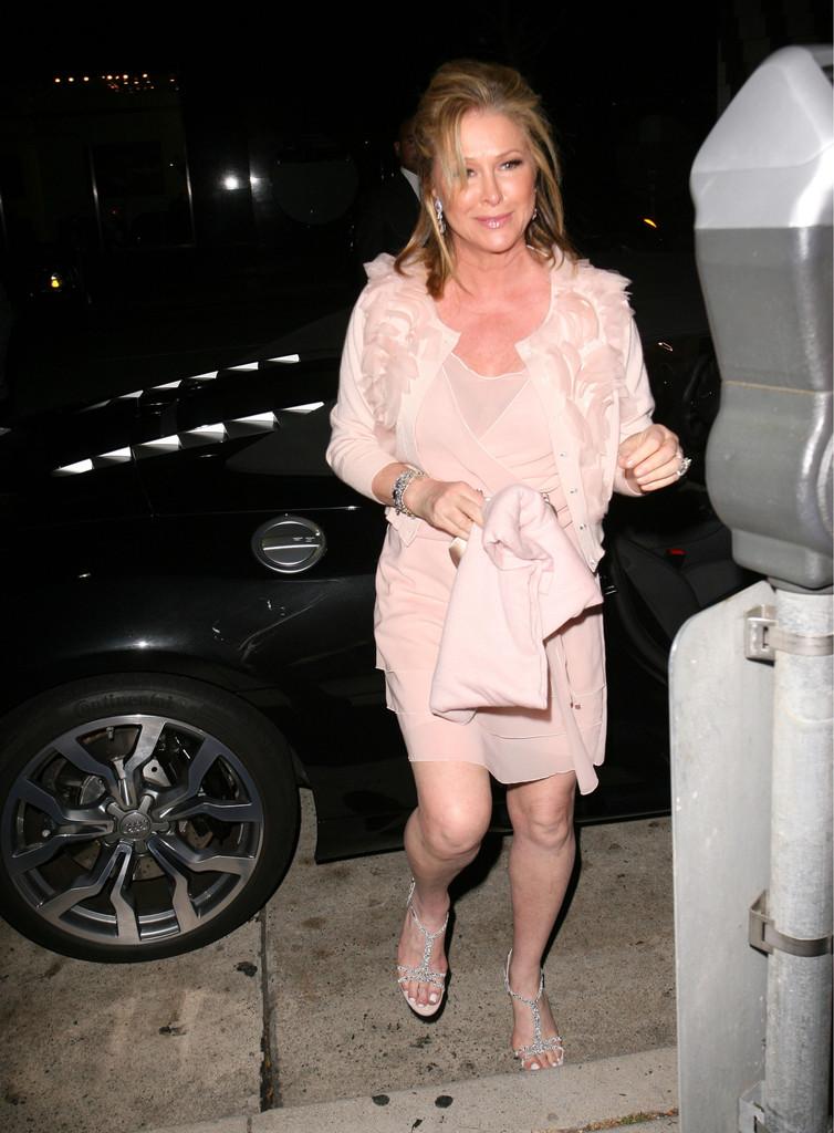 Kathy Hilton's Feet