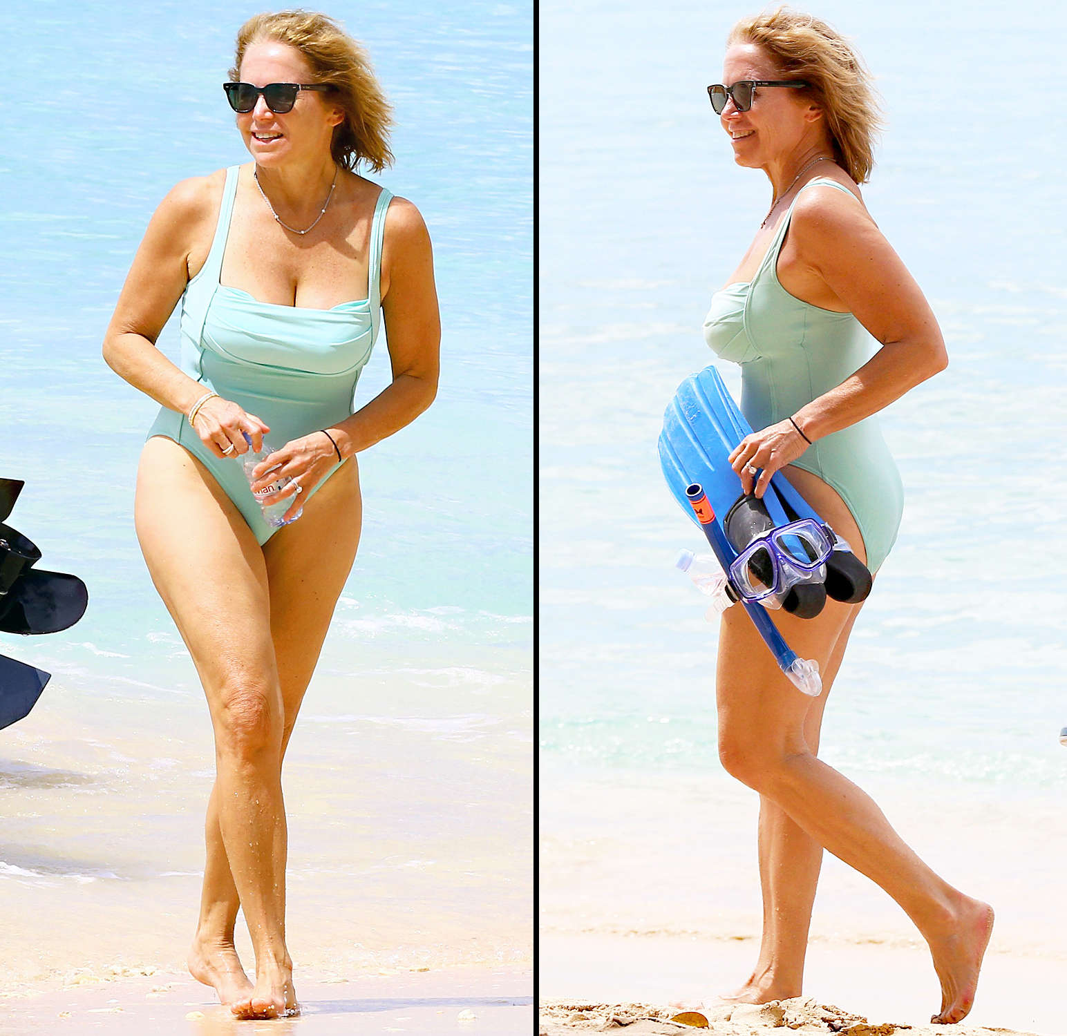 Images of katie couric in bikini