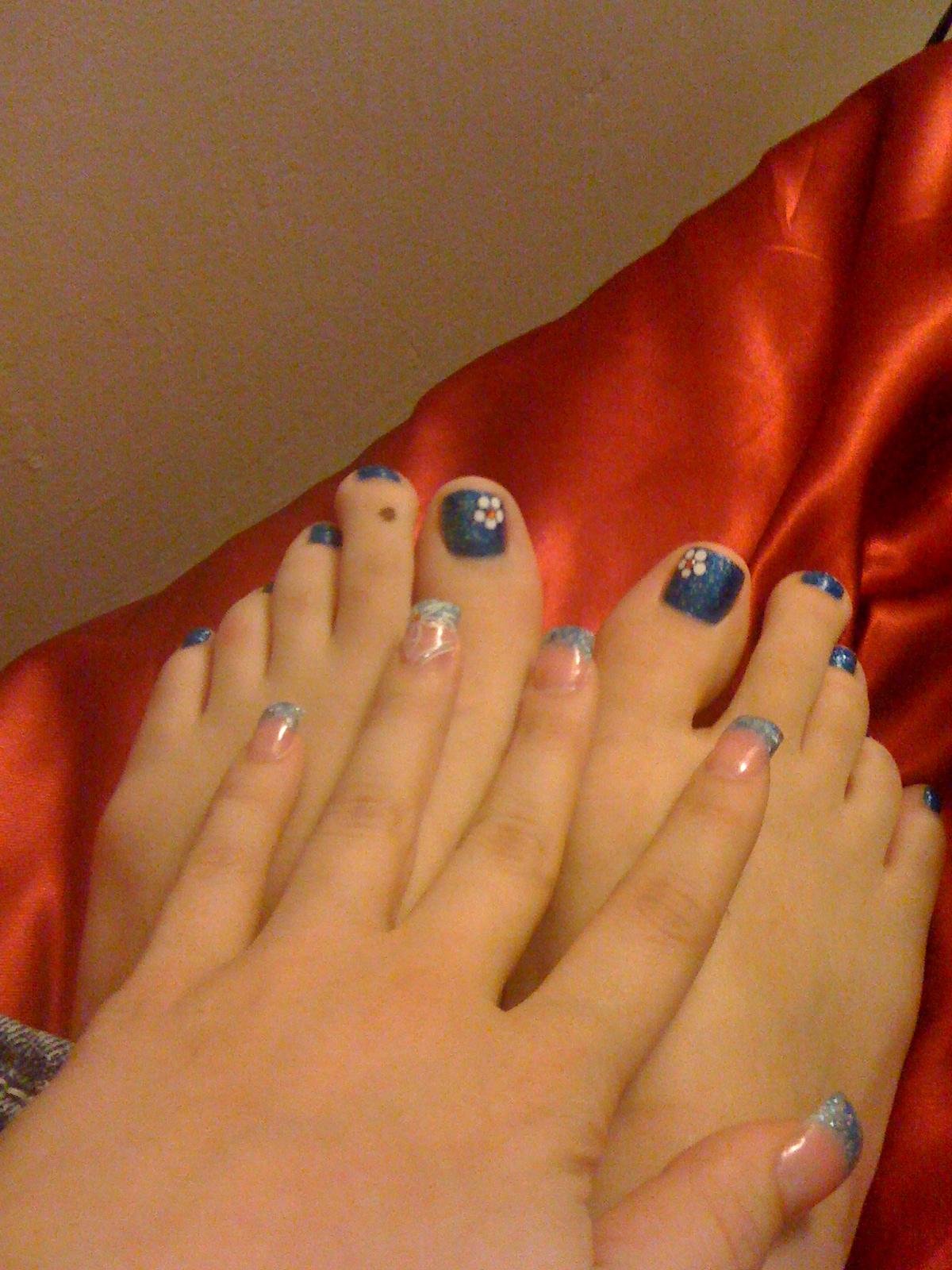 Katie summers feet