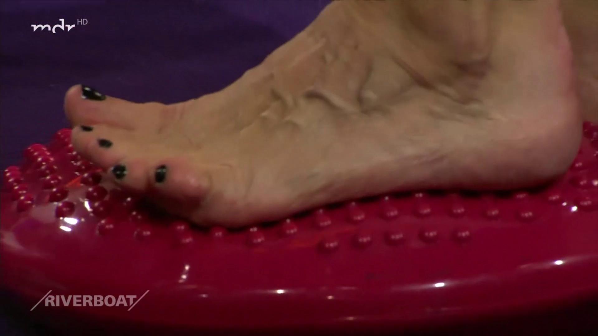 Feet katja burkard Katja Burkard