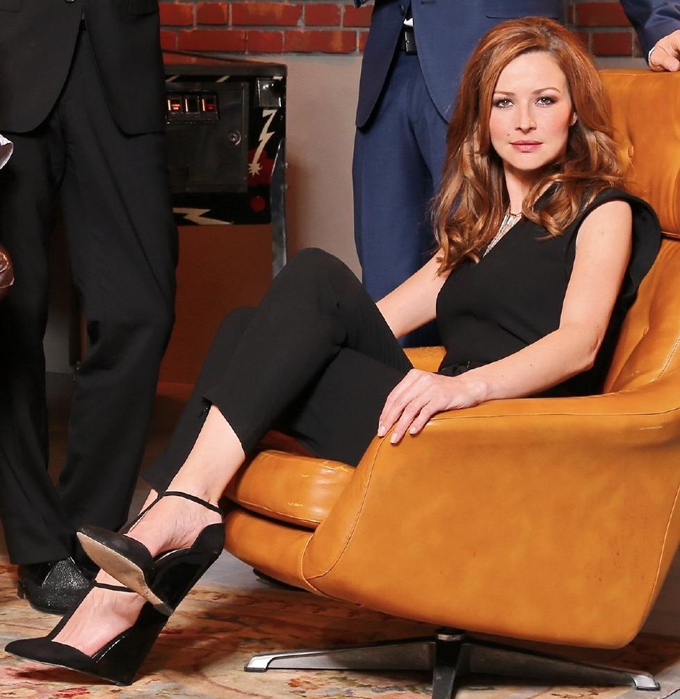 Katrin Bauerfeinds Feet