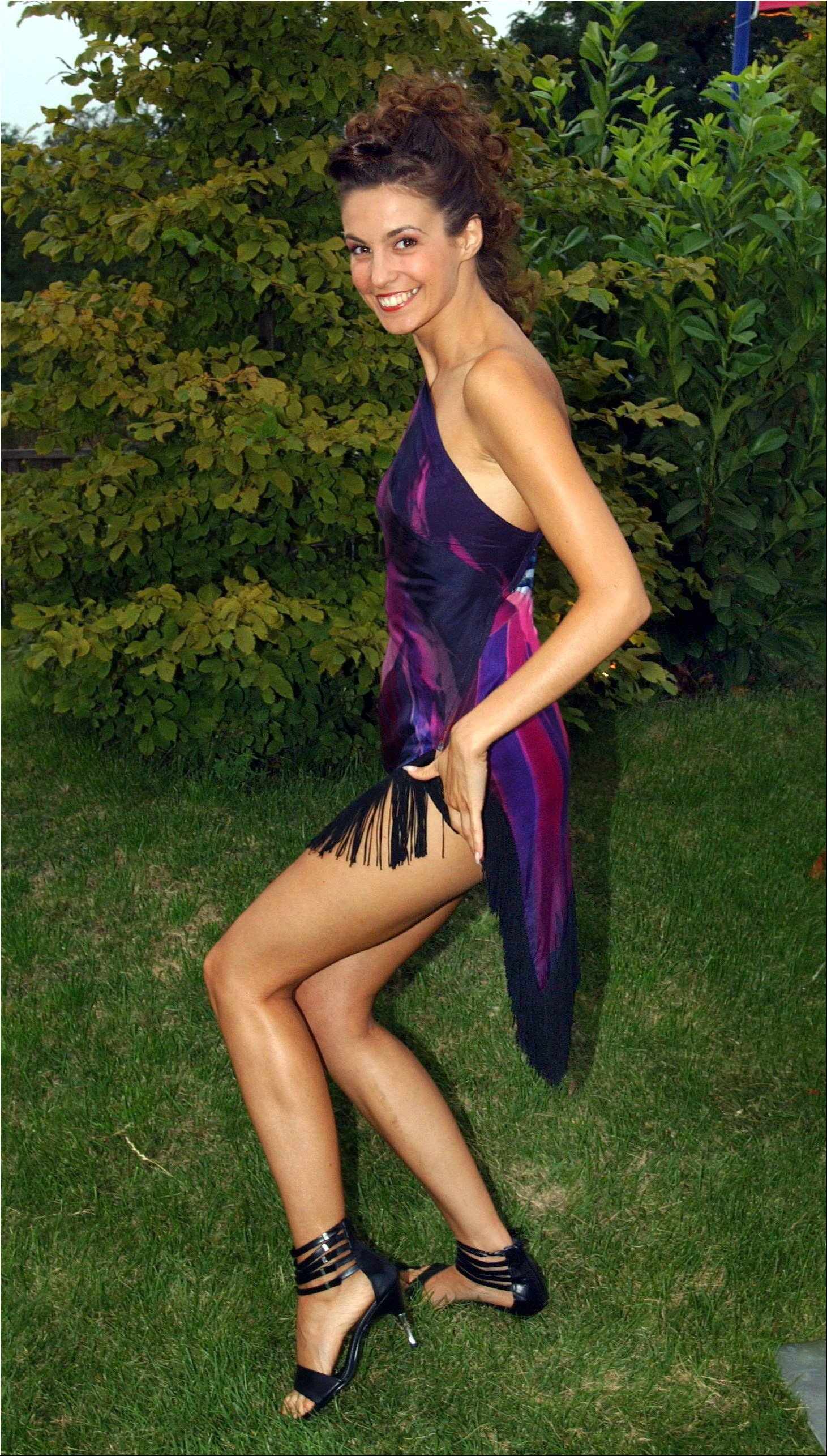 Katrin Wrobels Feet