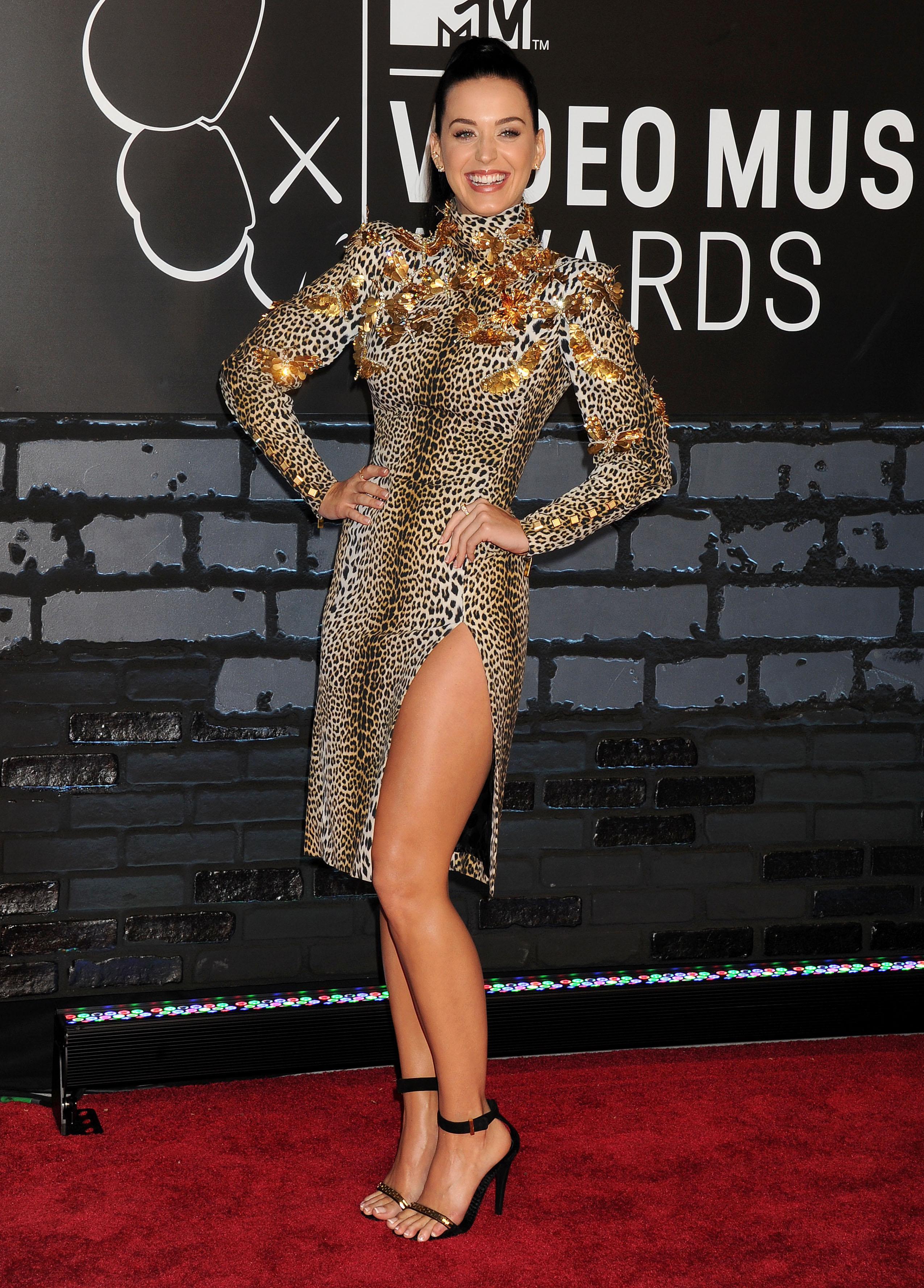 Katy Perrys Feet