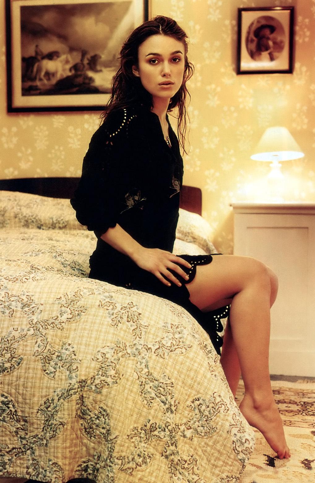 Keira Knightley's Feet
