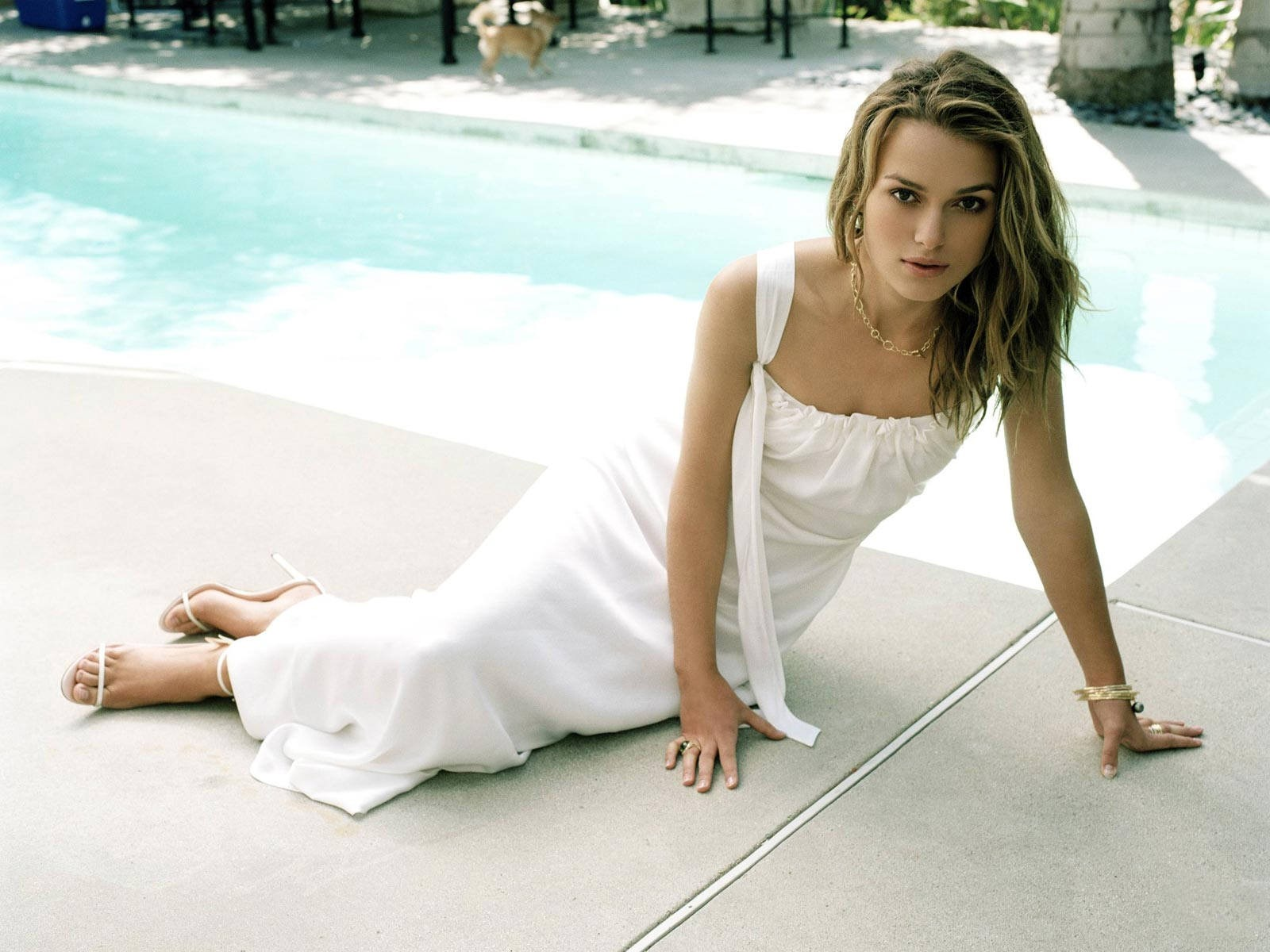 Keira knightley toes casual concurrence