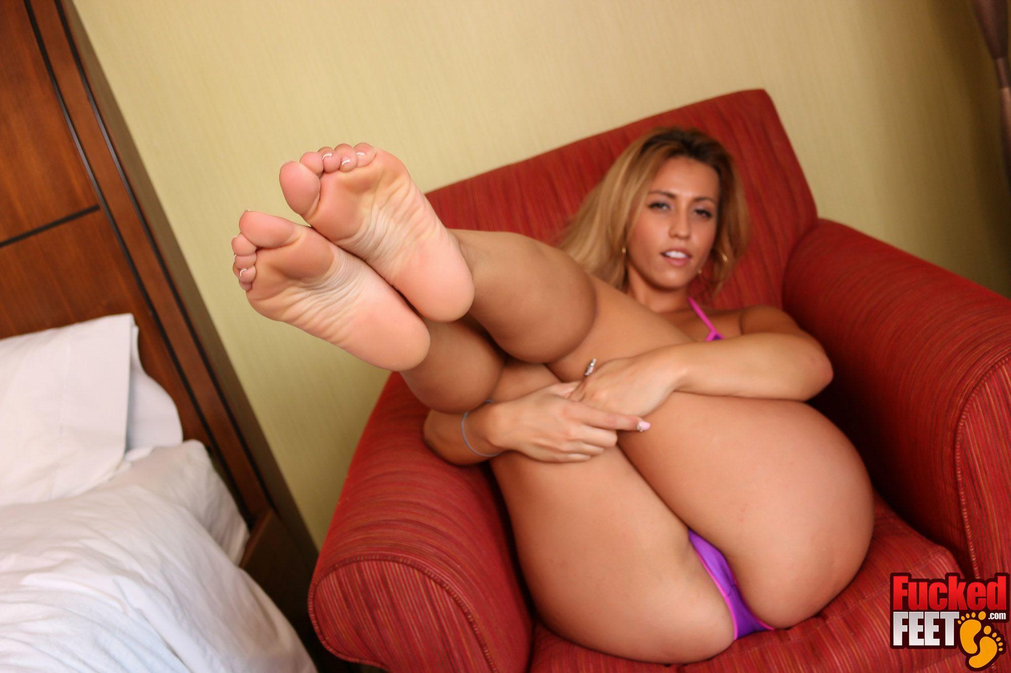 Kelsi Monroe Feet