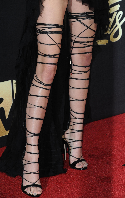 Kendall Jenners Feet