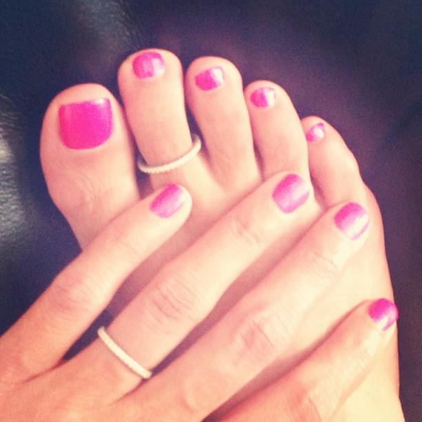 Kesha Nichols's Feet