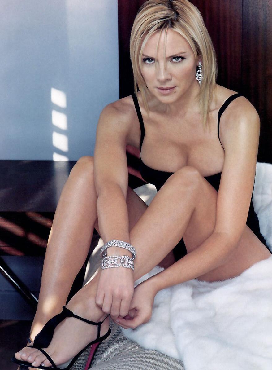 Kim Cattrall desnuda en Kim Cattrall: Sexual Intelligence