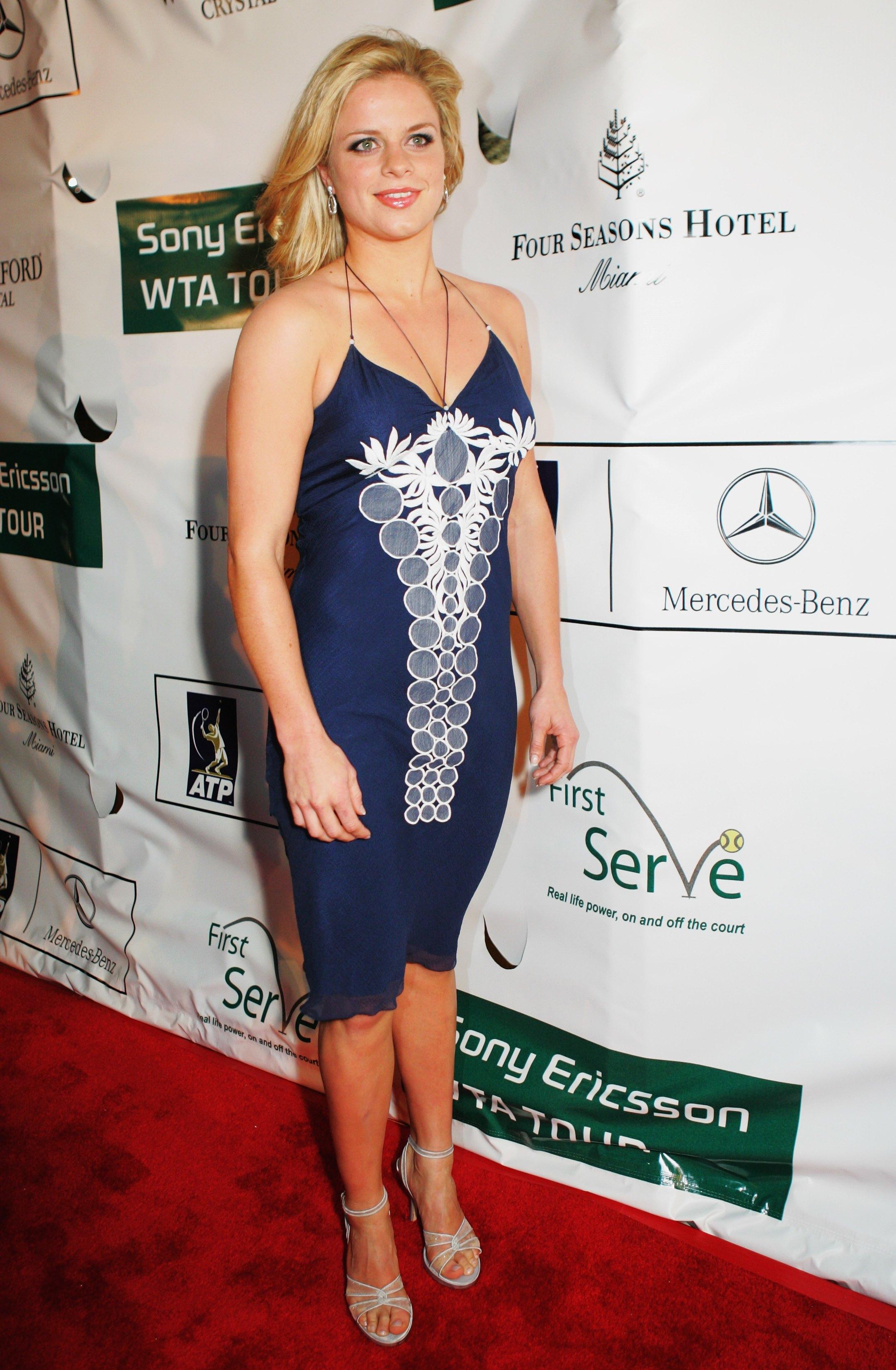Kim Clijsters s Feet wikiFeet