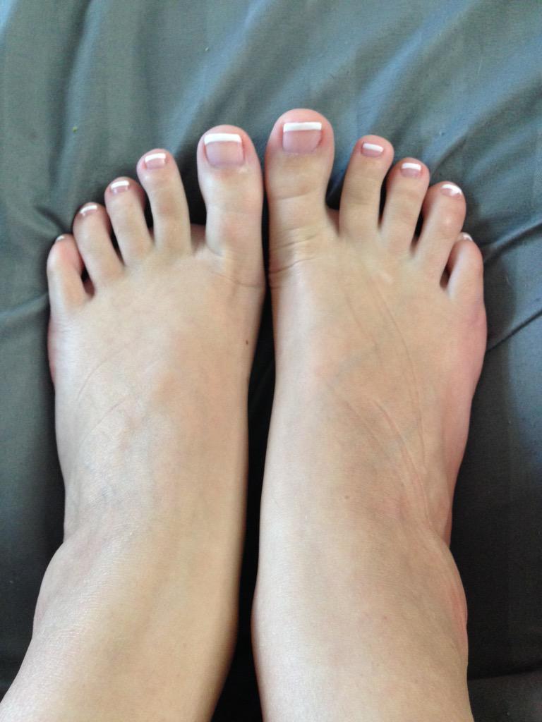 Kimber lee feet