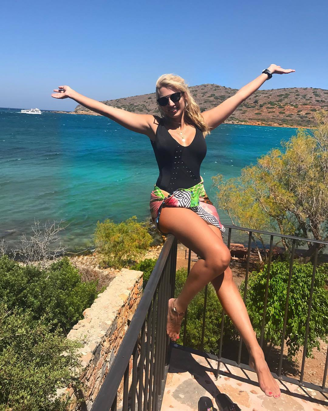 Konstantina Spyropoulou Sexy - 9 Photos new picture