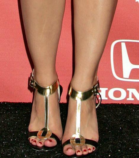 Top 10 Celebrity Feet (Women) | Feet | Pinterest ...