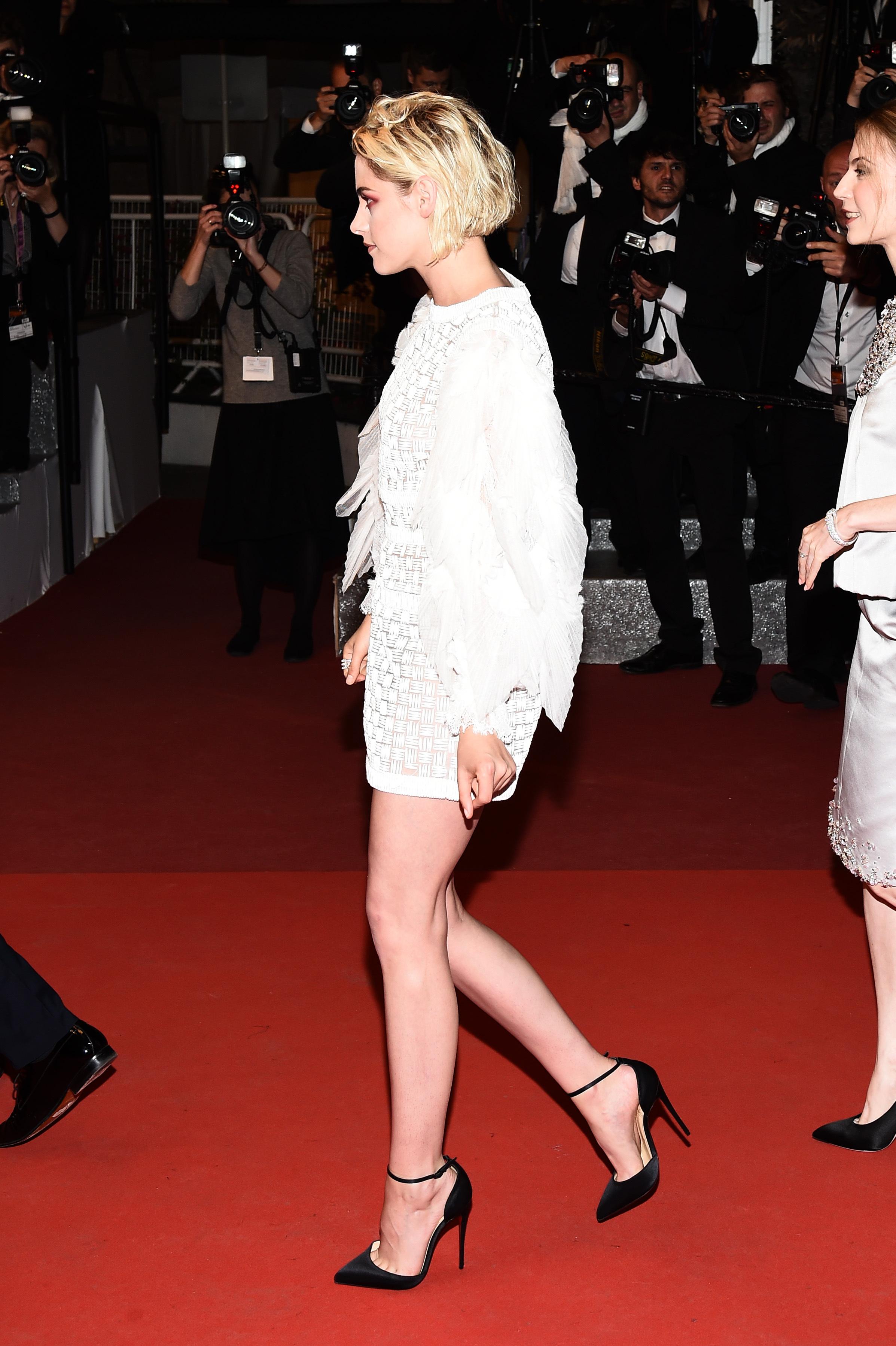 Kristen Stewart's Feet