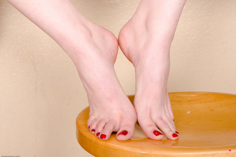 Kristi Snow's Feet