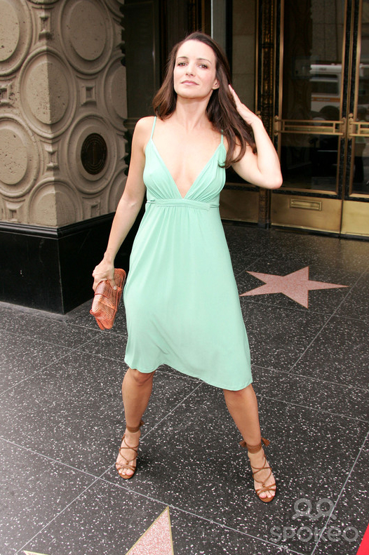 Kristin davis sexy
