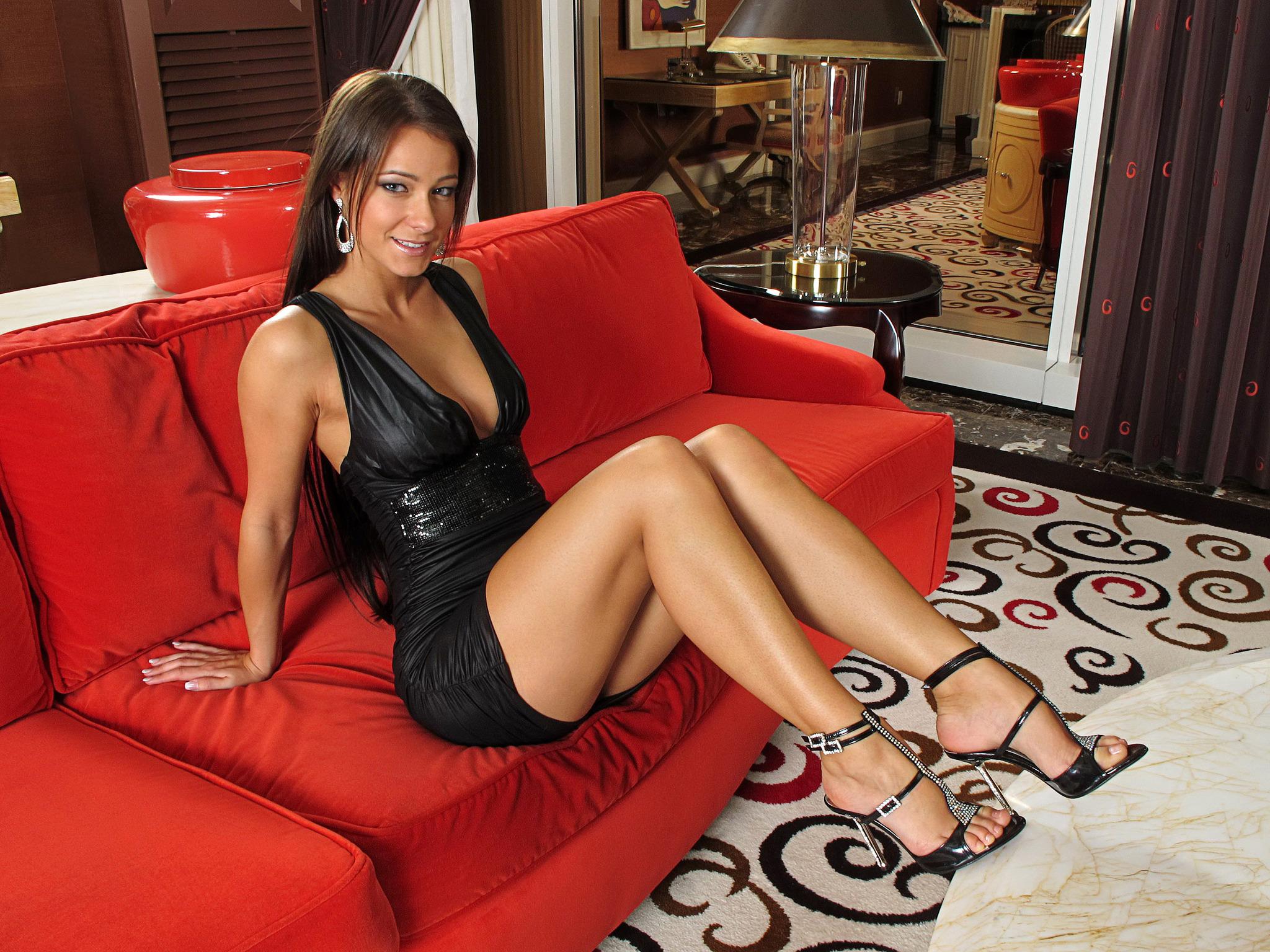 Kristina black and webcam babe