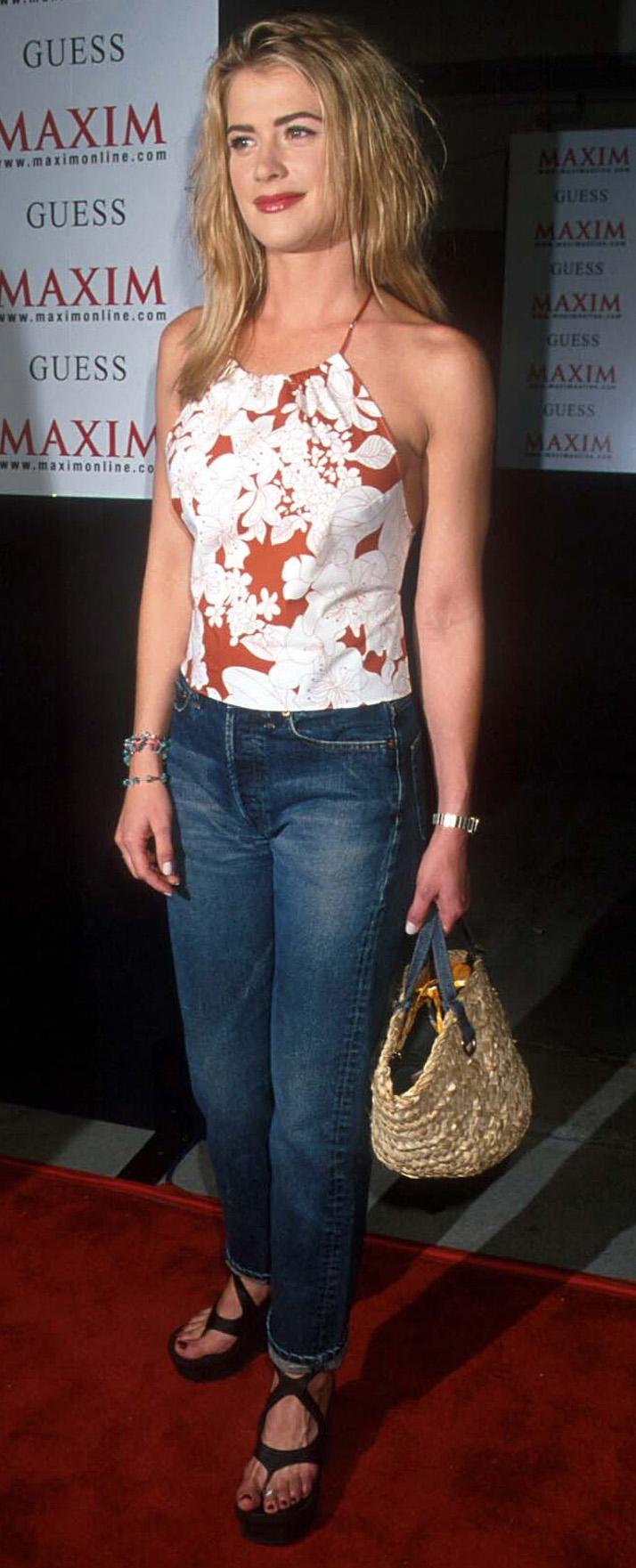 Cannes Kristy Swanson Stock Photo - Alamy |Kristy Swanson Weight Gain