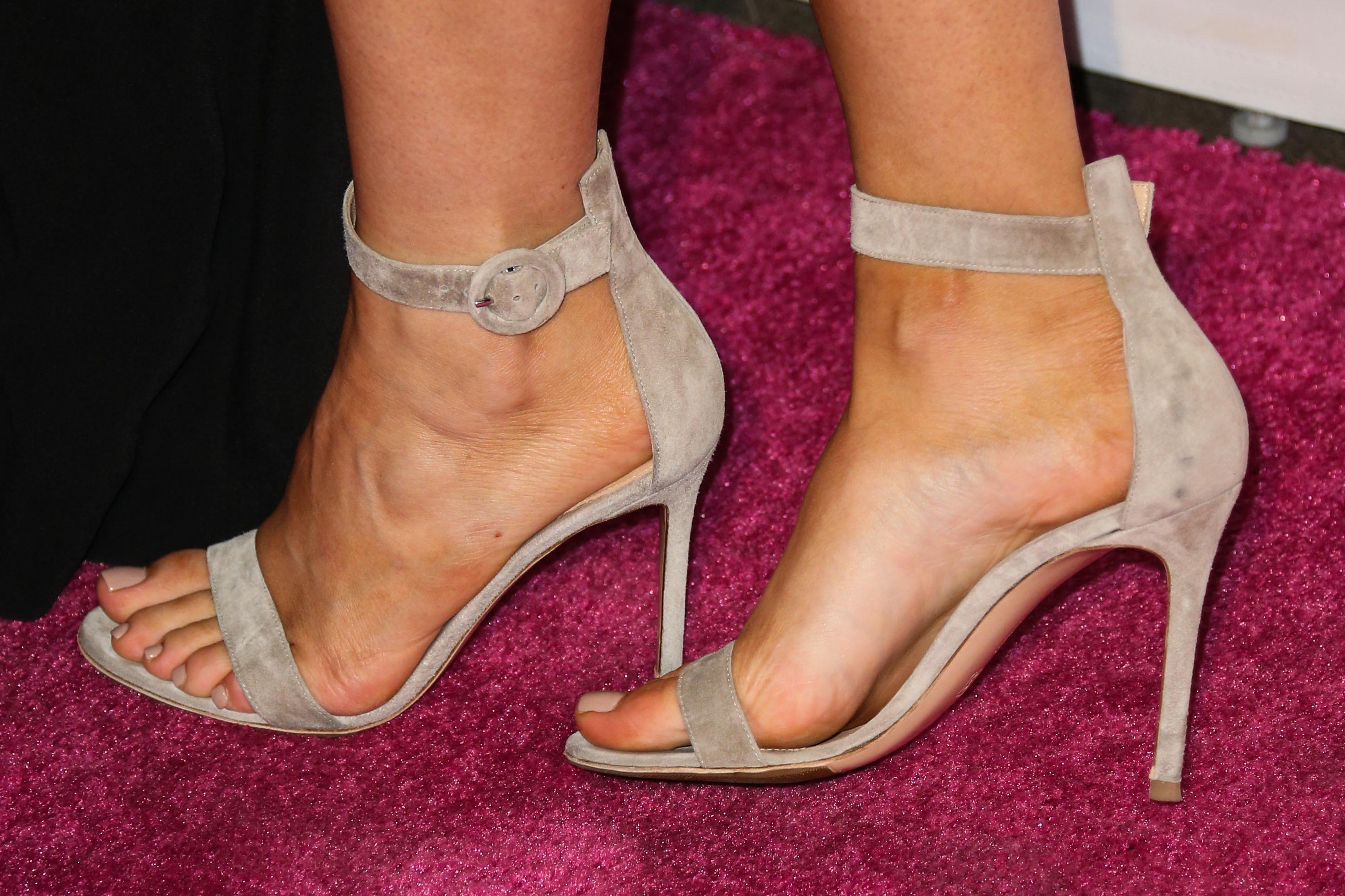 Kylie Jenners Feet