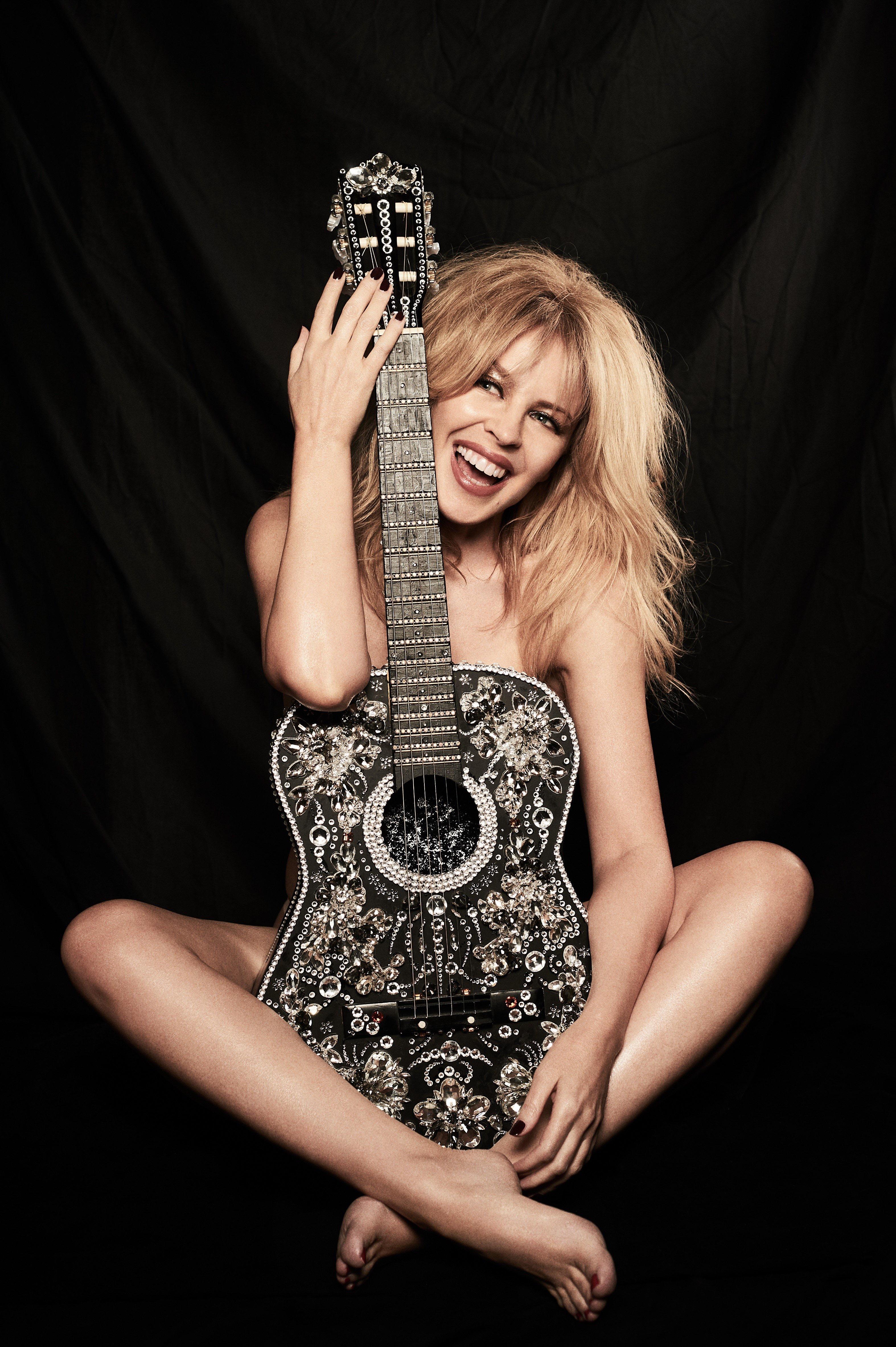 Kylie Minogue's Feet