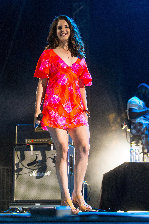 Lana Del Rey Shoe Size