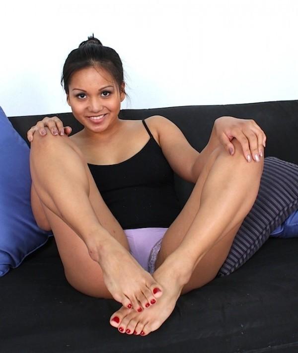 Feet Worship After Sport