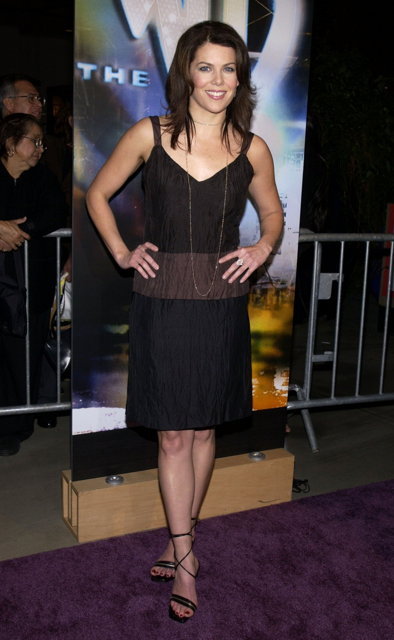 Lauren graham pantyhose