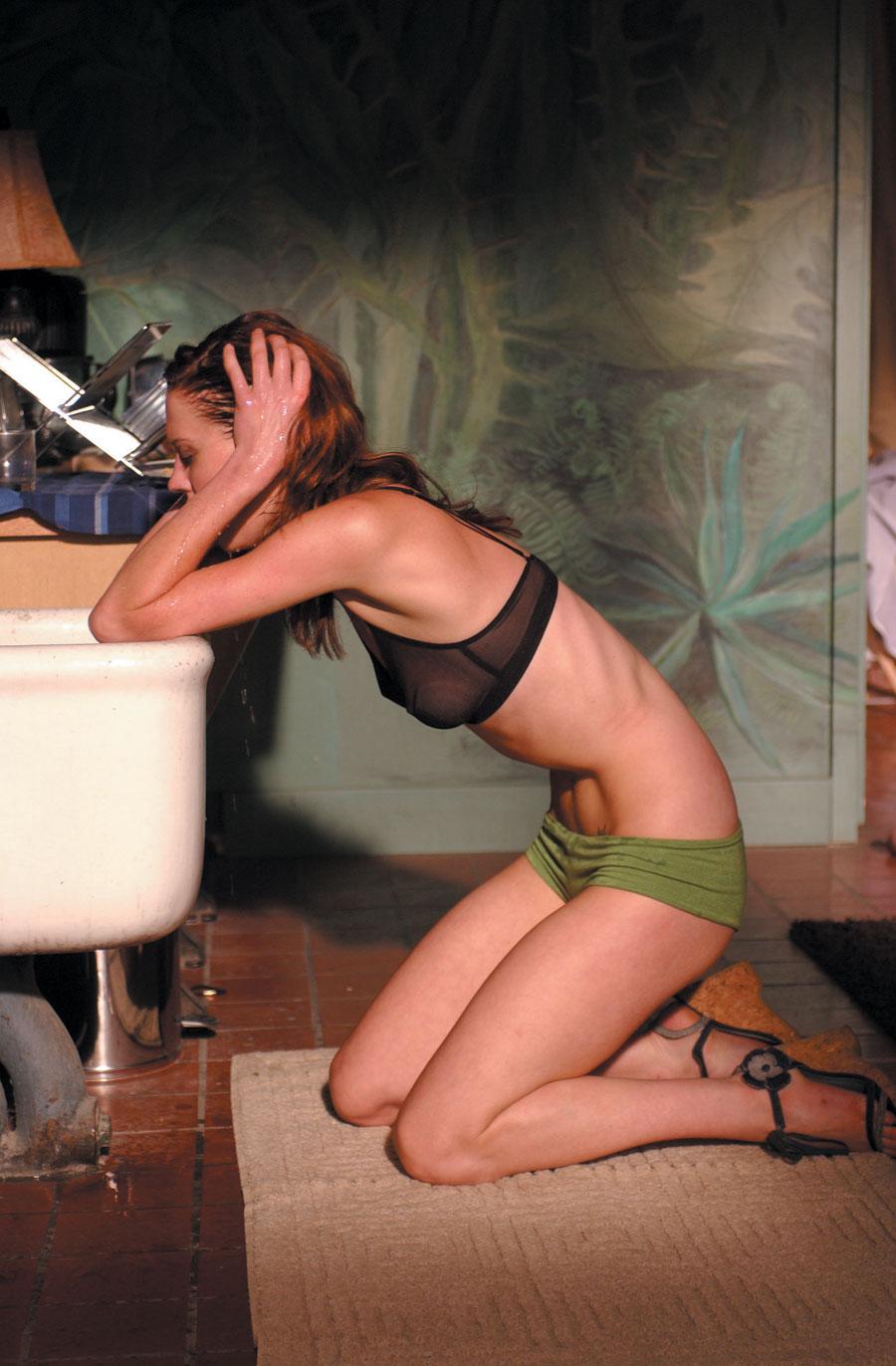 Lauren Lee Smith nackt, Oben ohne Bilder, Playboy