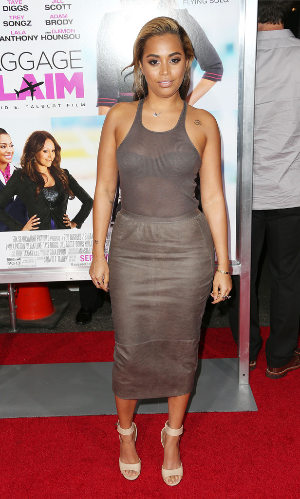 Lauren London Looking Straight When Years Past By - Photo posted in ...