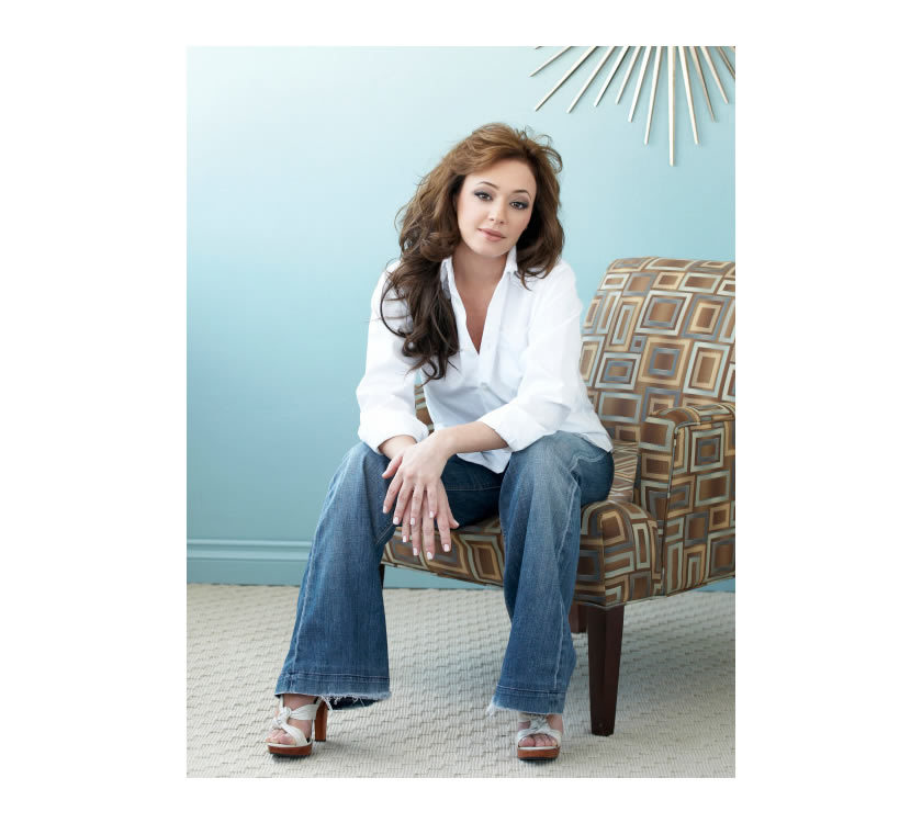 Leah remini feet remarkable