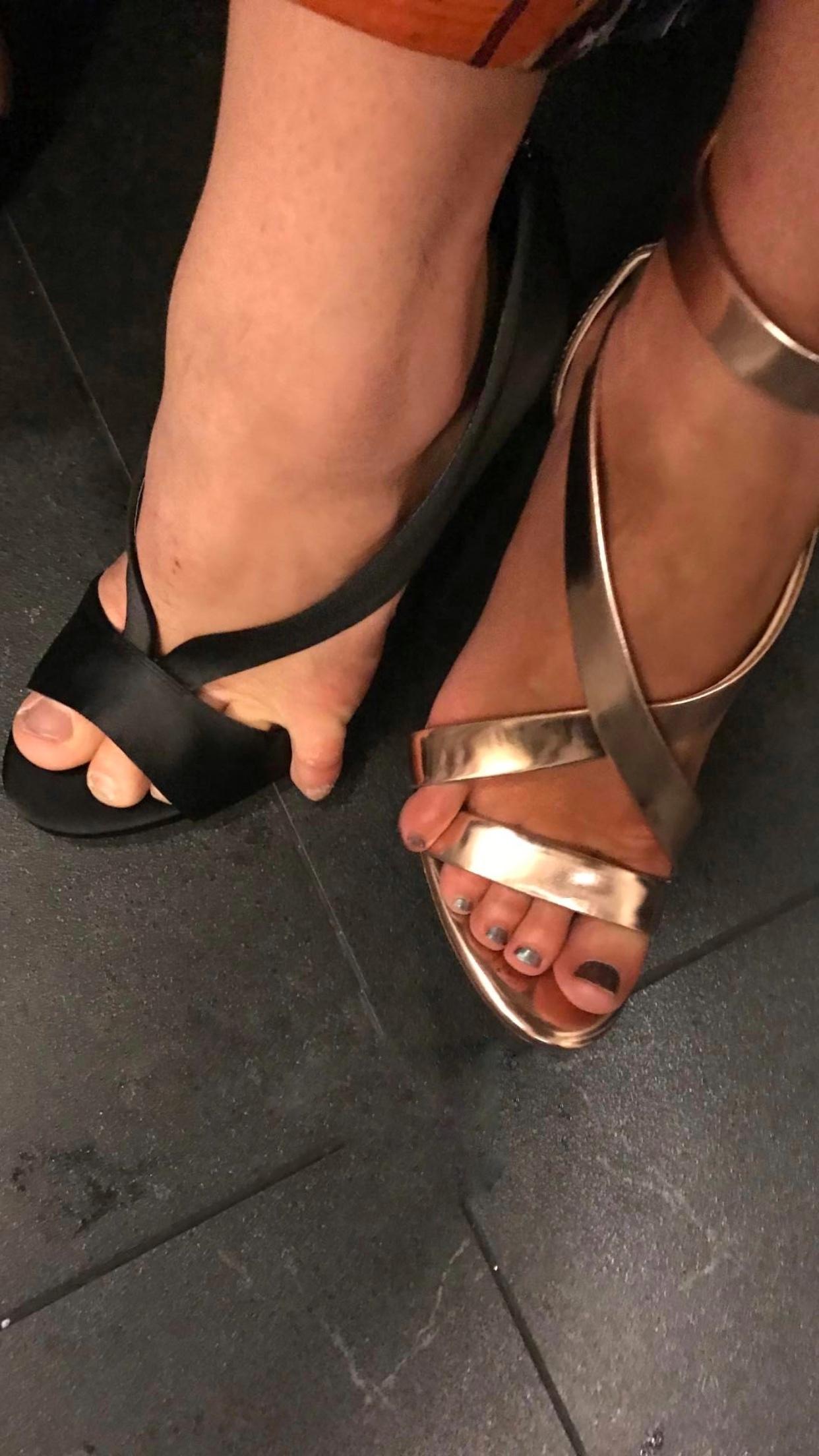 Lele Ponss Feet