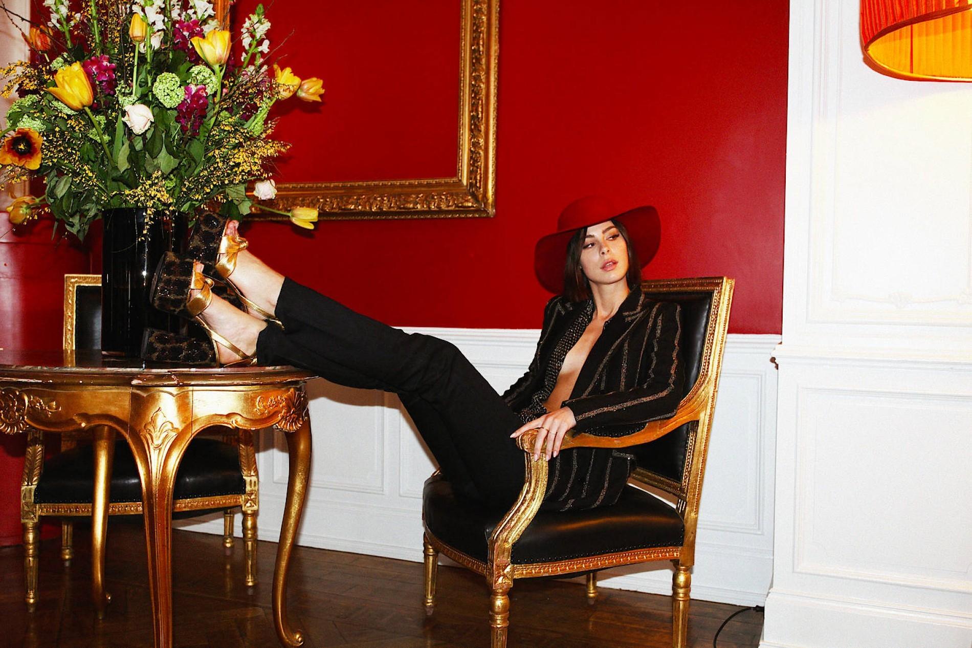 Lena Meyer-Landrut's Feet