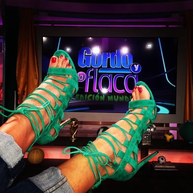 Lili Estefan Shoe Size