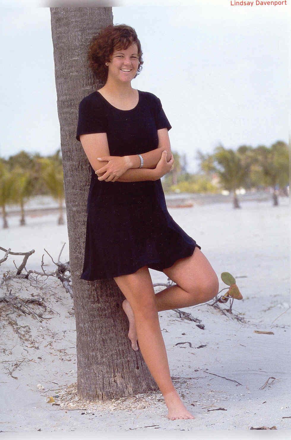 Lindsay Davenport s Feet wikiFeet