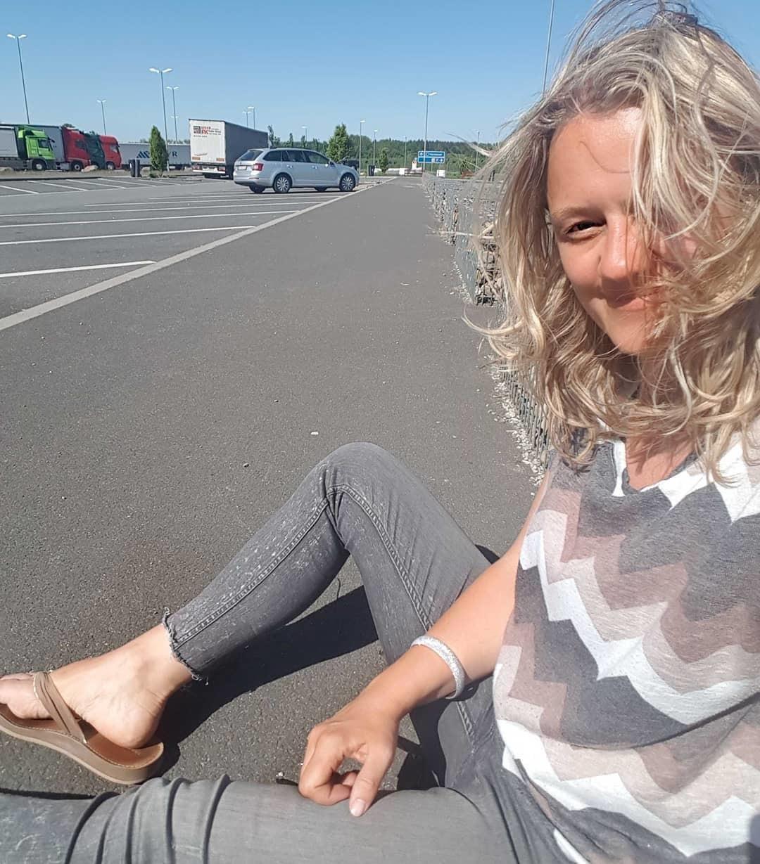 Feet Lisa Zimmermann nude photos 2019