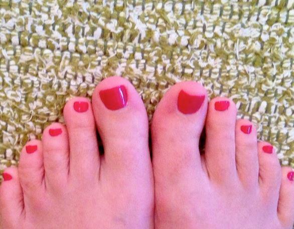 Lisa Jakubs Feet